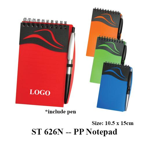 ST 626N — PP Notepad