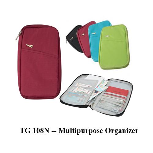 TG 108N — Multipurpose Organizer