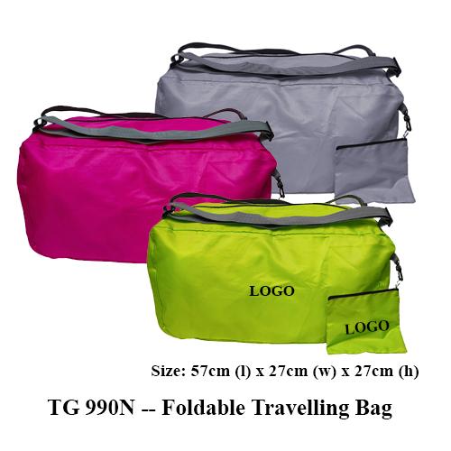 TG 990N — Foldable Travelling Bag