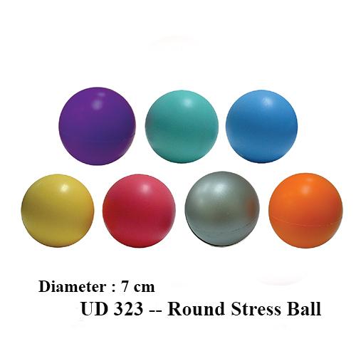 UD 323 — Round Stress Ball