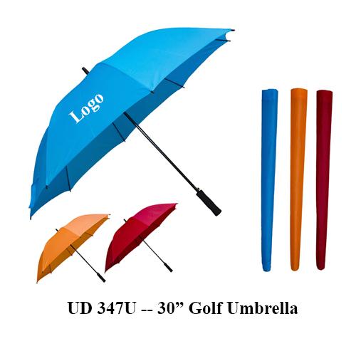 "UD 347U — 30"" Golf Umbrella"