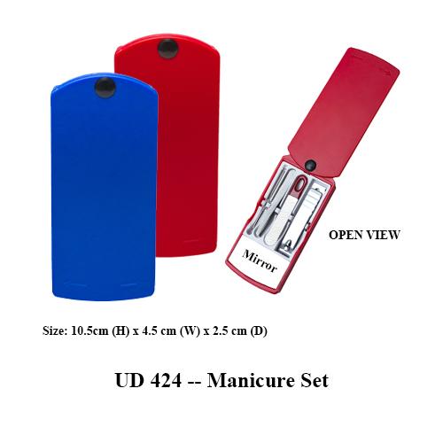 UD 424 — Manicure Set