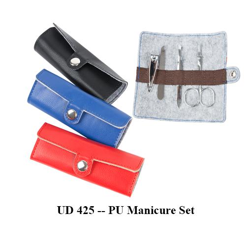 UD 425 — PU Manicure Set