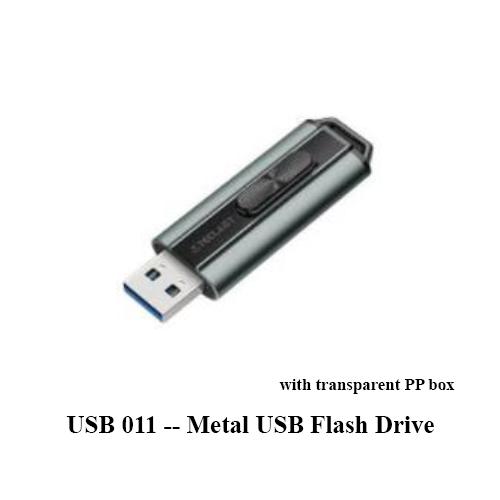 USB 011 — Metal USB Flash Drive