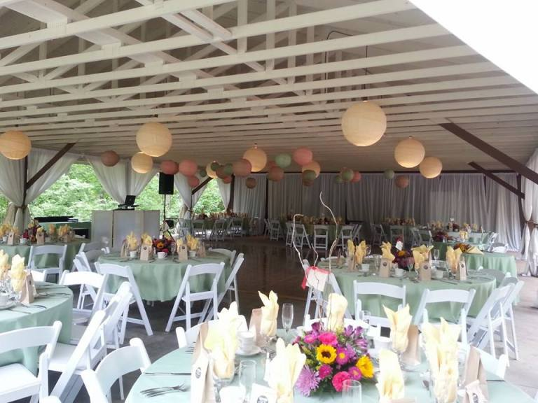Oscar and Michelle Wedding Catering