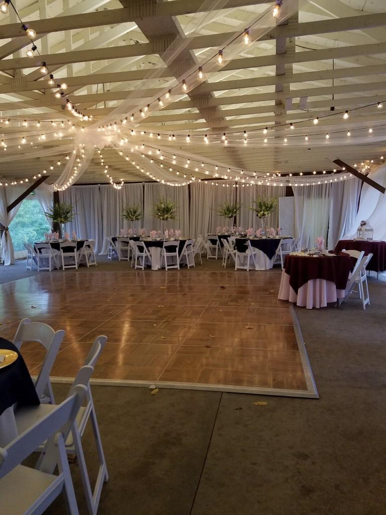 Twinkle Twinkle Little Star… 2 Weddings At Rutgers Gardens
