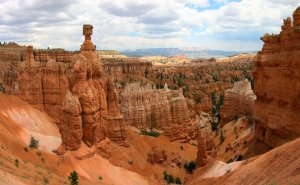 Thors Hammer in Bryce Canyon