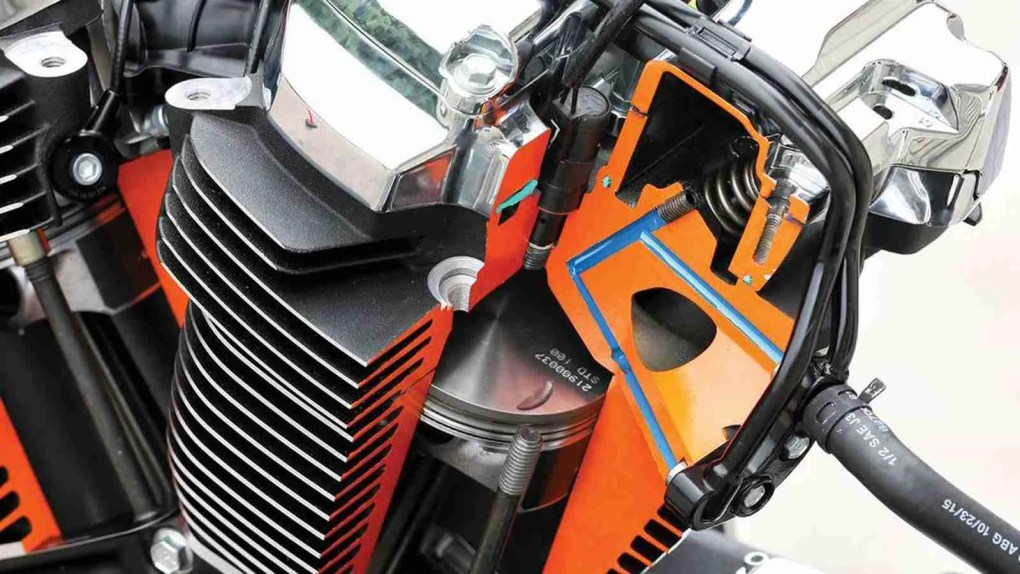 Milwaukee-Eight cylinder