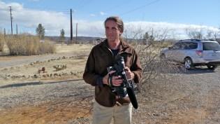 Matt Nelson, our Cinematographer.