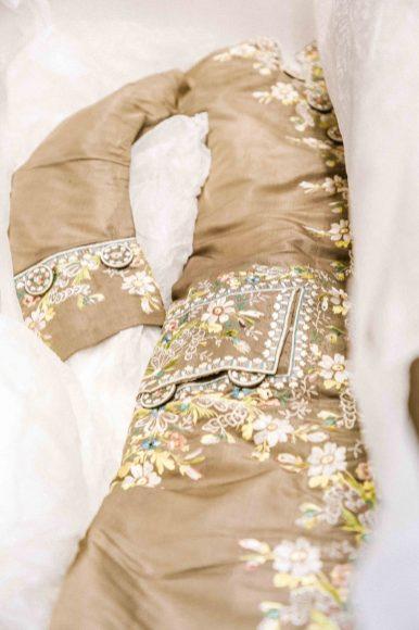 hampton court tudor dress