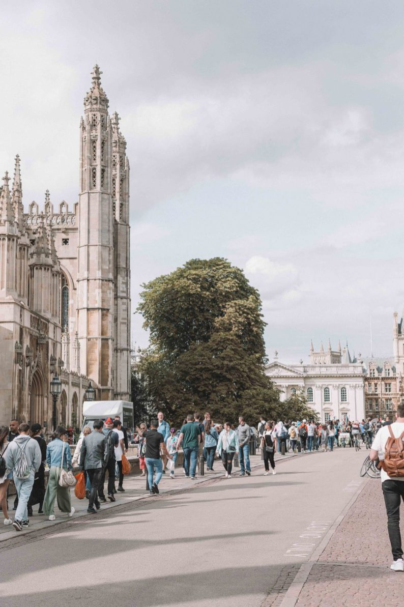 what to do in Cambridge, UK
