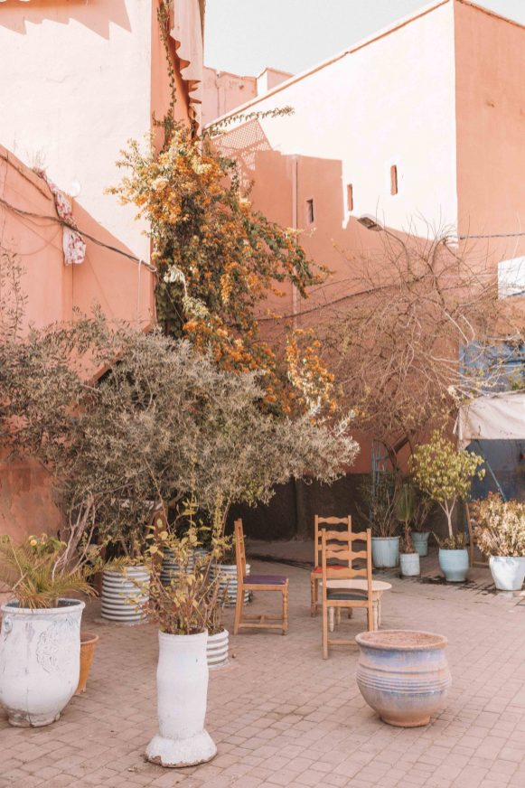 5 days in Marrakech