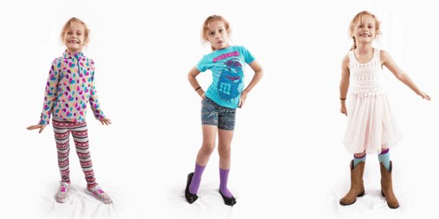 child fashionista