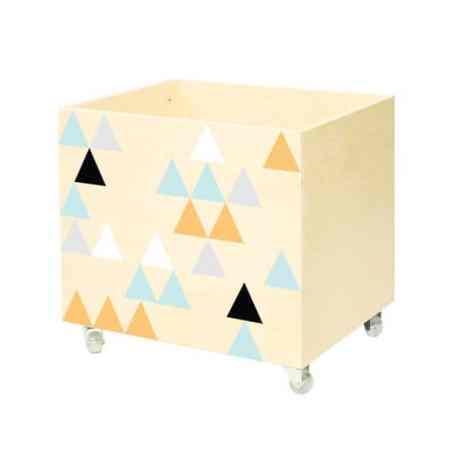 Storage box from Nobobobo (Etsy)