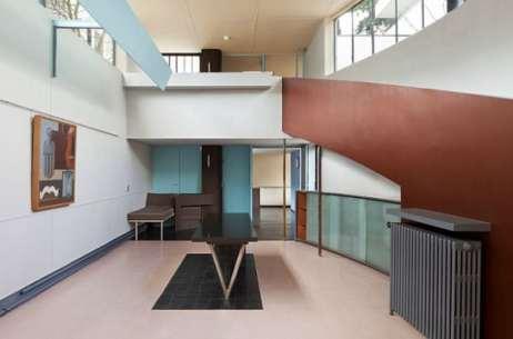 Curutchet House, Le Corbusier (1953). Source: arquimaster.com.ar