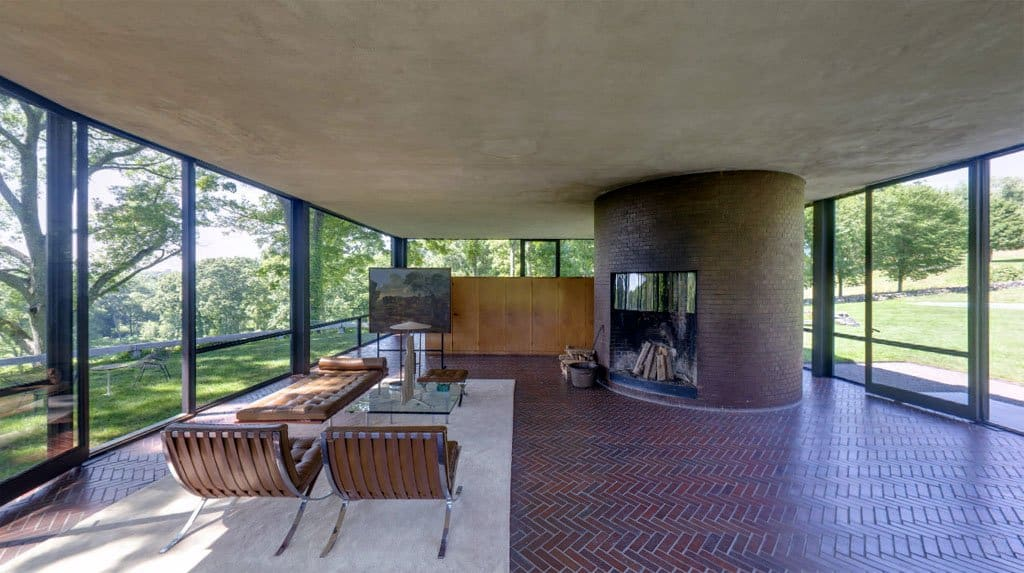 Philip Johnson Glass House glass house philip johnson pickle