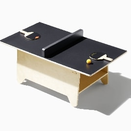 Huzi Design Table Tennis Set