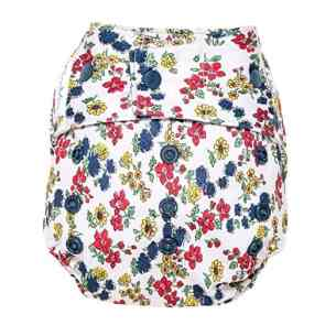 GroVia Hybrid Diaper Shell - Calico