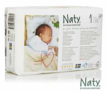 Nature Babycare Eco-Diapers (Naty)