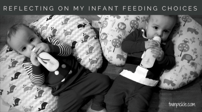 infant feeding choices FB