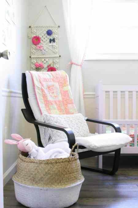 DIY Kids Decor upcycle nursery