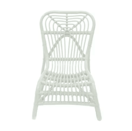 kids wicker rattan chair