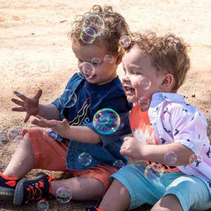 Spring Kids Fashion OshKosh Twins