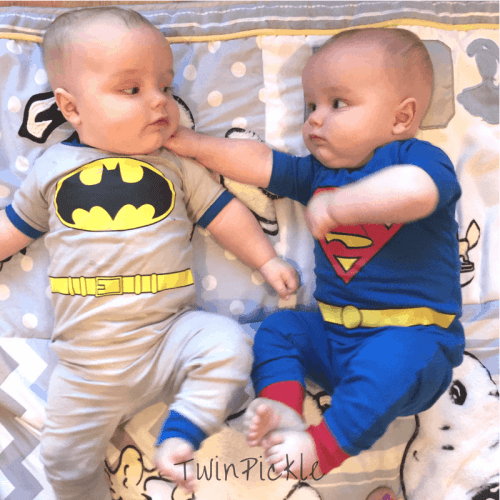 Joys of Parenting Newborn Twins Outfits