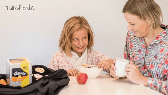 Back to School Mom Chaos Mornings