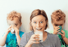 Drinking Milk Increase Your Chances of Twins