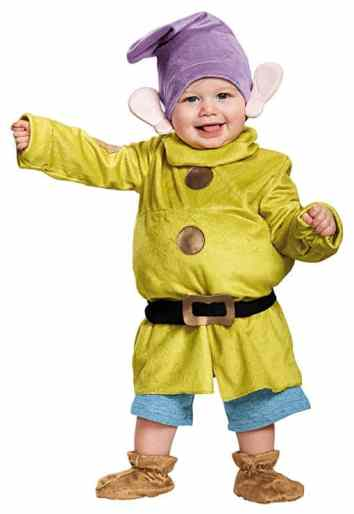 Dopey Infant Costume