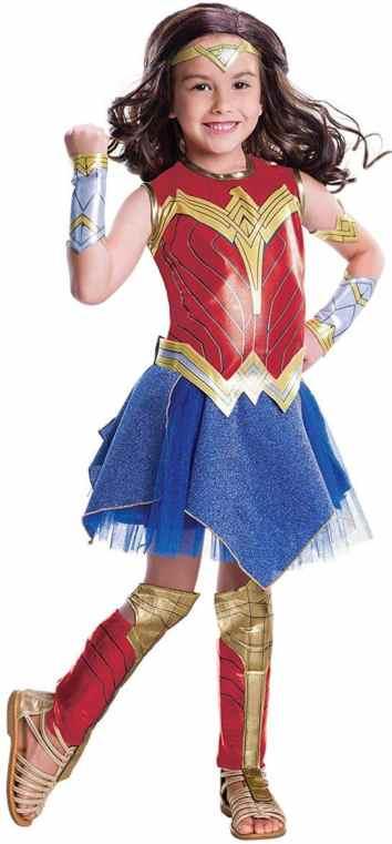 Wonder Woman Movie Costume