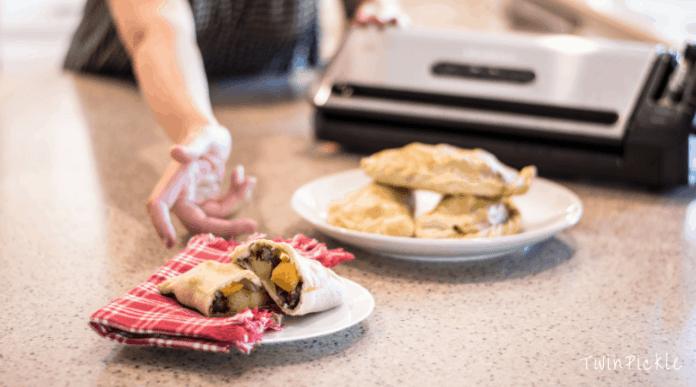 Steak & Pumpkin Pasties Foodsaver buying steak in bulk #shop