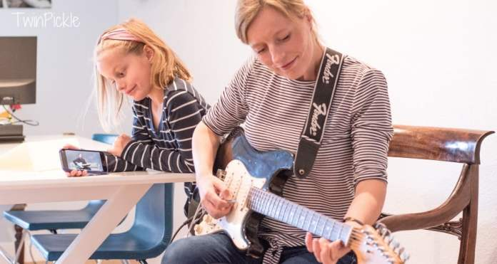 How to Teach your Kid Guitar with Fender Play