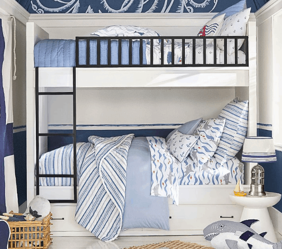 Pottery Barn Grayson Bunk Beds