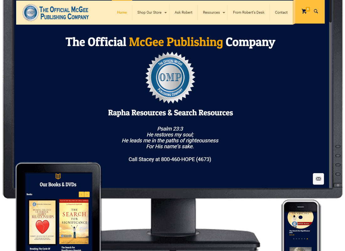 Official McGee Publishing Company