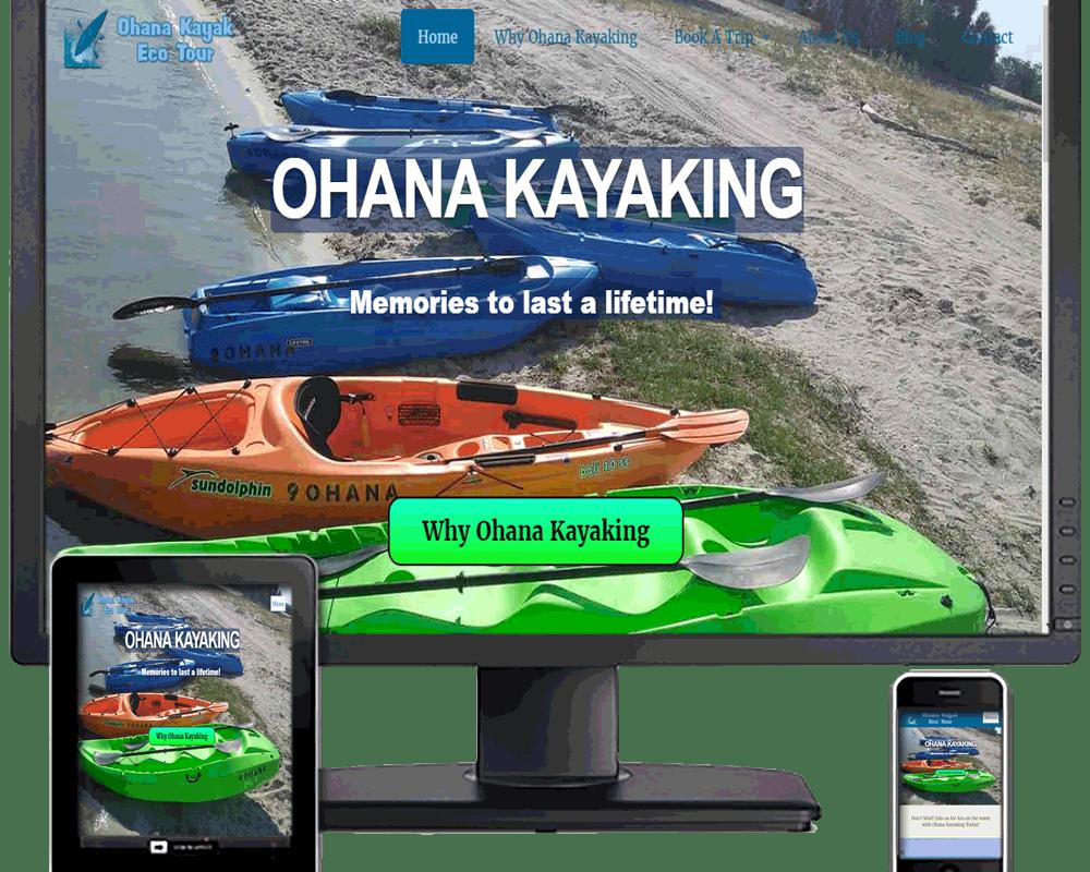 Ohana Kayaking