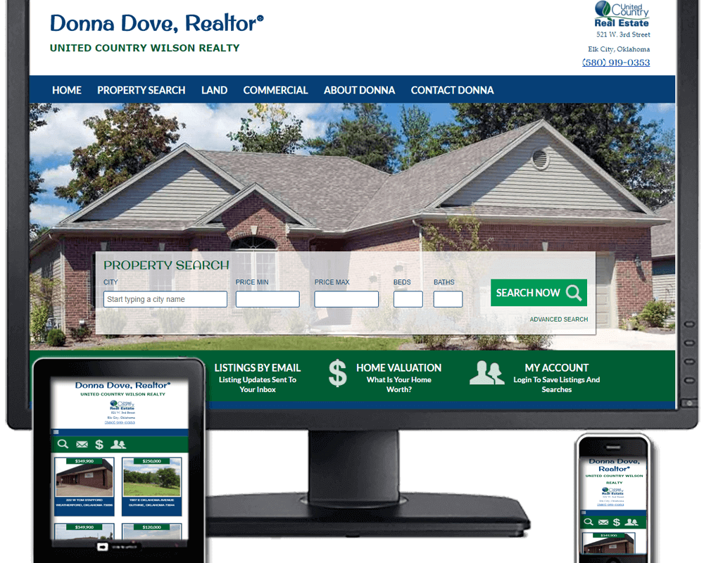 Donna Dove homes