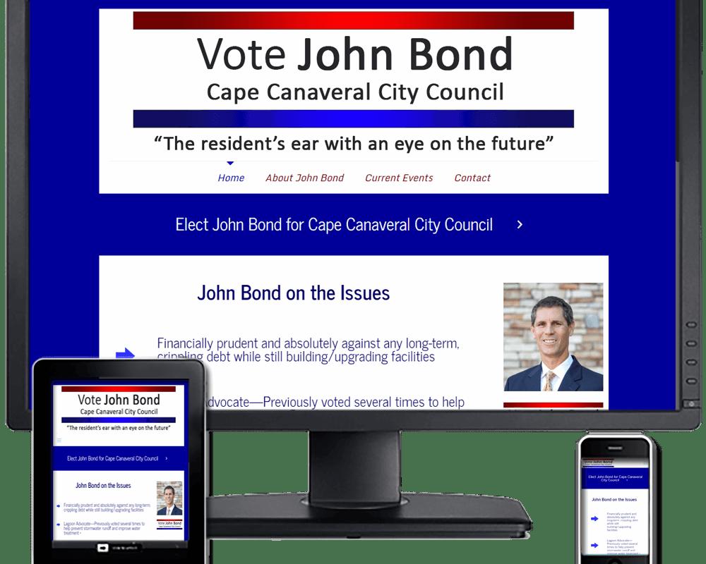 Vote John Bond