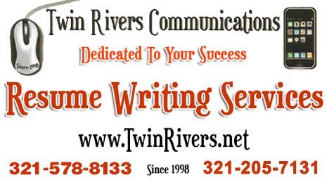 Professional resume writing service orlando