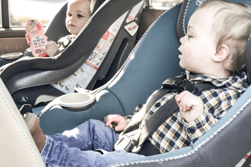 car approved snacked for babies and toddlers