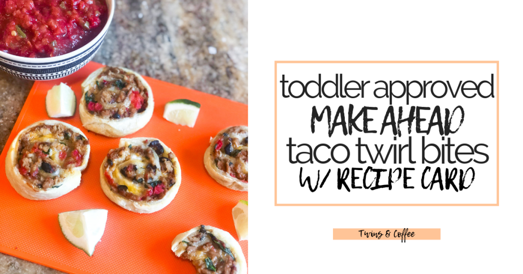 Change things up this Cinco De Mayo with these make ahead taco bites! The perfect taco tuesday themed appetizer that's both a classic taco, but in a fun creative new way.