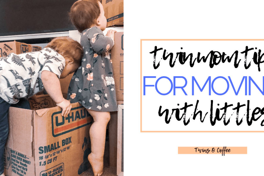 tips for moving with babies