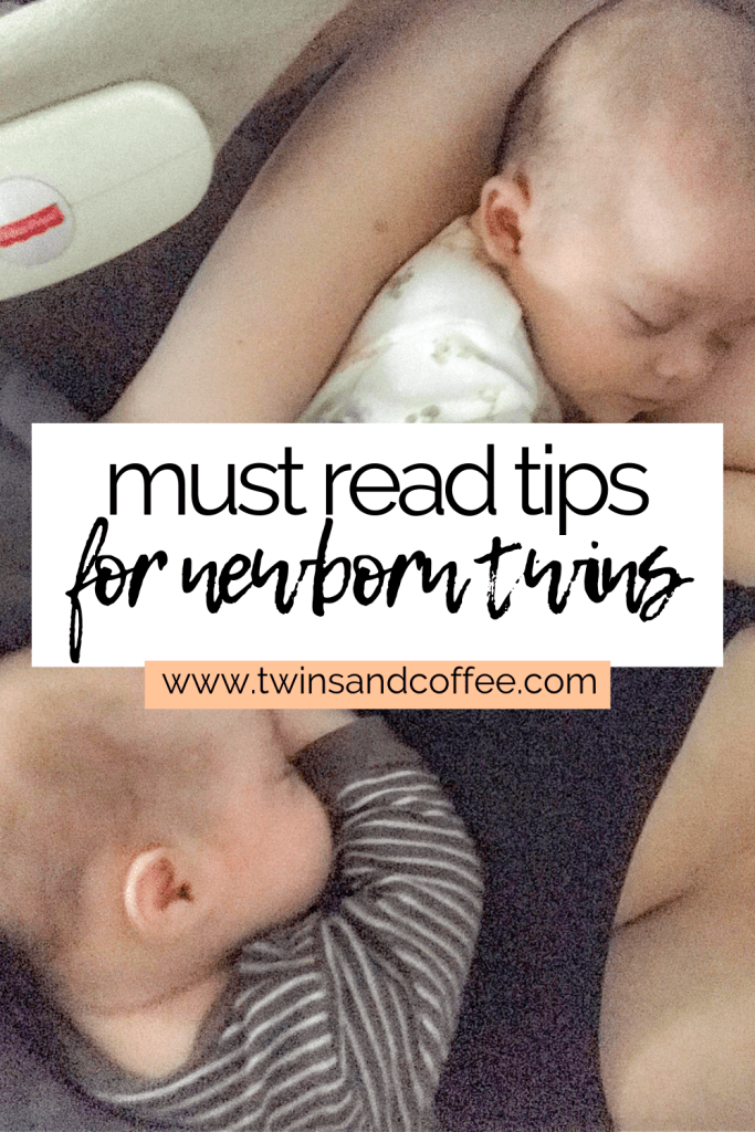 tips for infant twins