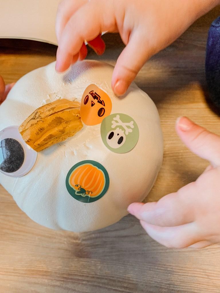 toddler pumpkin activities