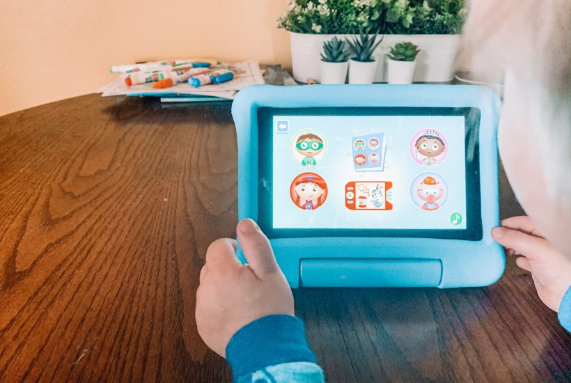 educational apps for toddlers