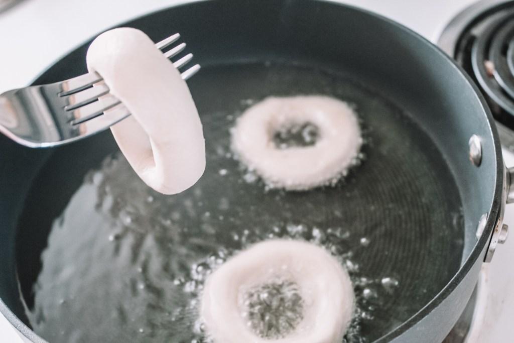 easy homemade doughnut recipe