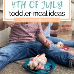 4th of july meals for toddlers