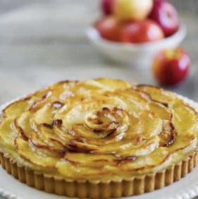Tarte aux Pommes (French Apple Pie)