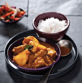 Red Curry with Pork and Pumpkin